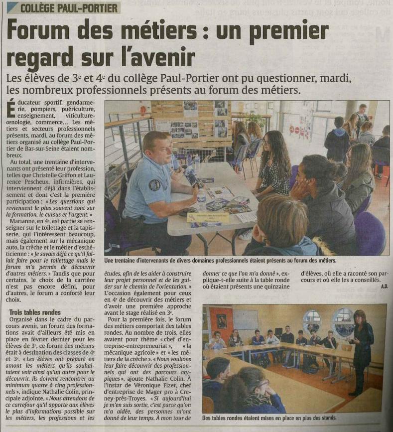 article de Press